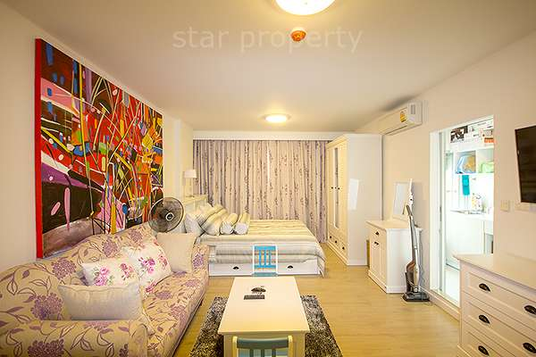 fully furnished rent condo hua hin
