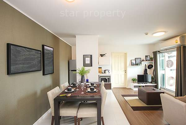 modern condo in hua hin with pool