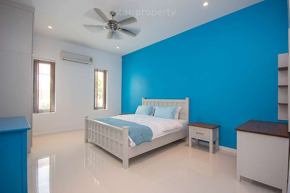 Fully finished 3 bedroom house Hua Hin