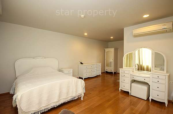 Beachfront 4 Bedroom Penthouse for rent at Baan Sansuk