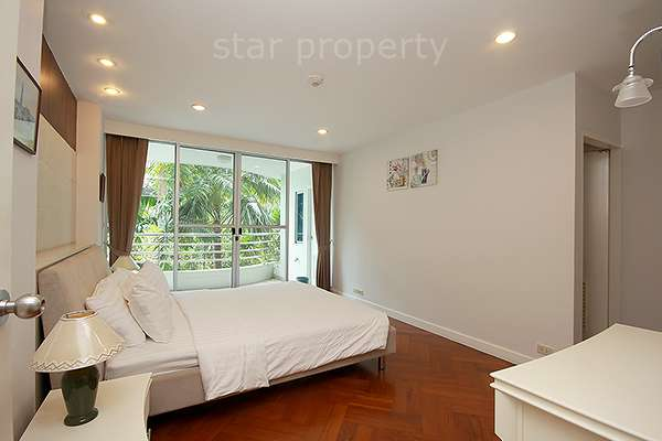 Large 2 Bedroom Condo by the Beach for rent at Baan Chaitalay