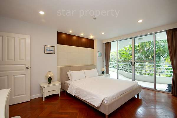 fully furnished rent condo 3 Beds