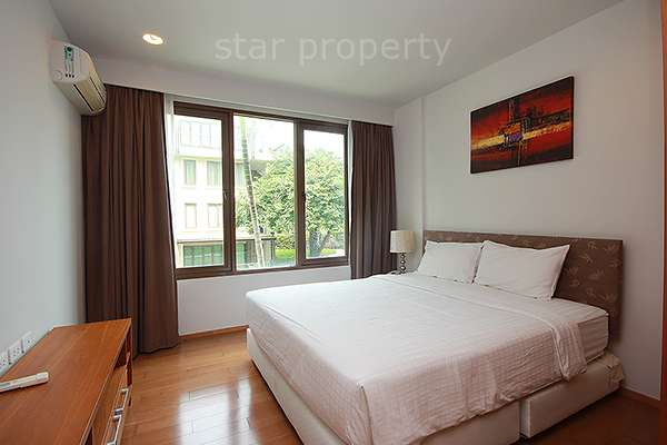 sea view condo in khao takiap for rent