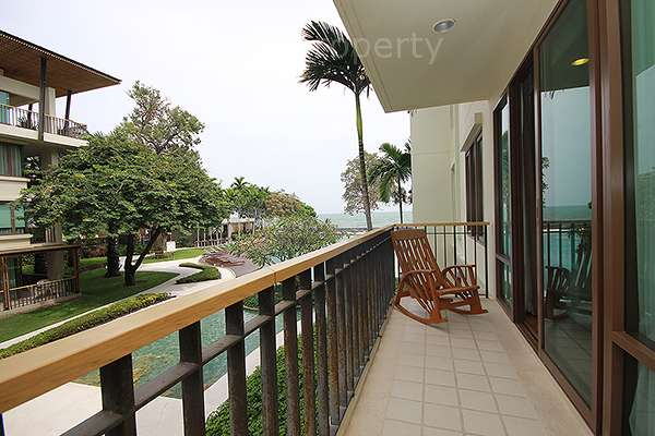 2 Bed Condo w/ Sea View at Baan Sansuk