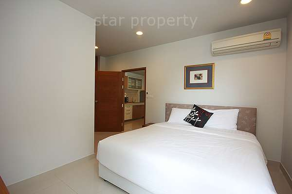 pool view balcony condo for rent Hua Hin