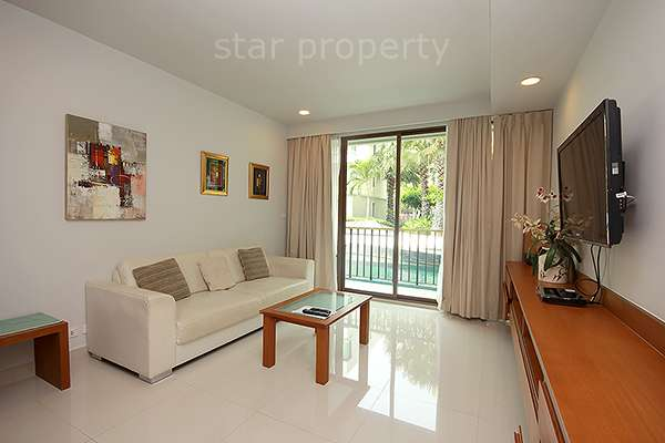 khao takib beachfront large 2 bedroom condo