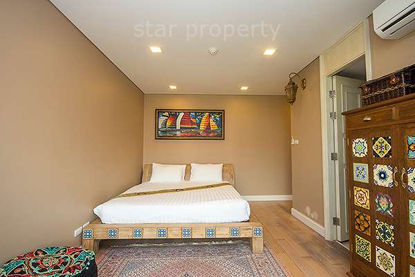 hua hin beach luxury condo 2 bedroom