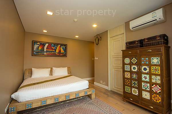 2 Bedroom condo for rent hua hin