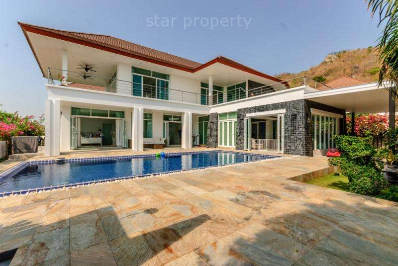 5 Bed Sea View House at Phu Montra