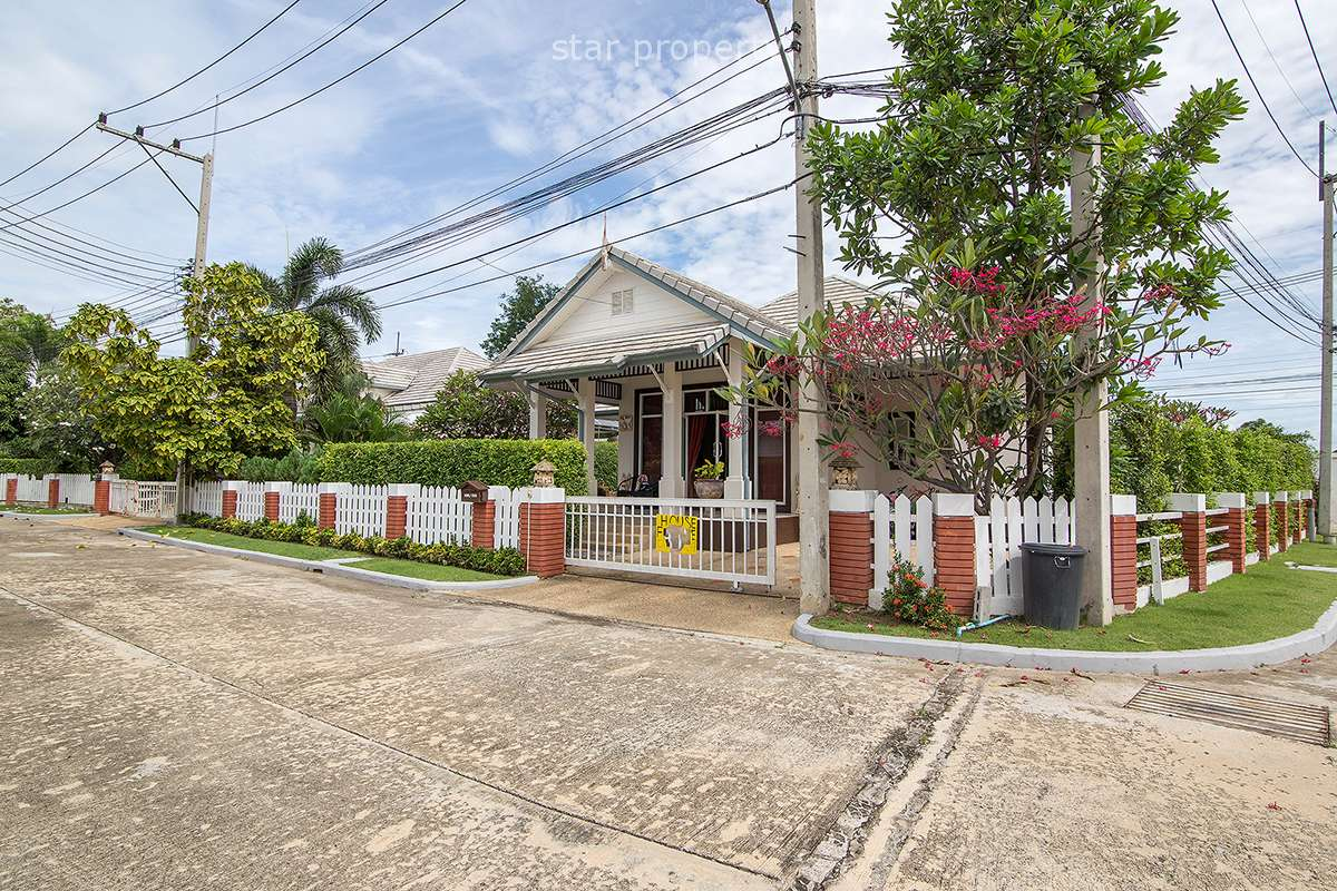 3 Bedroom House in Soi 6 for sale at Emerald Hill Hua Hin
