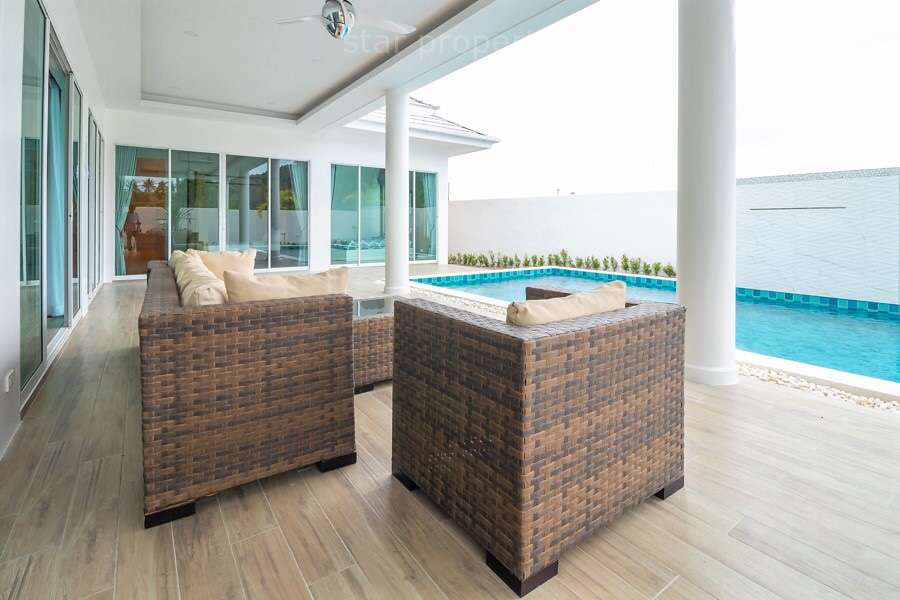 large house for sale cheap price Hua Hin