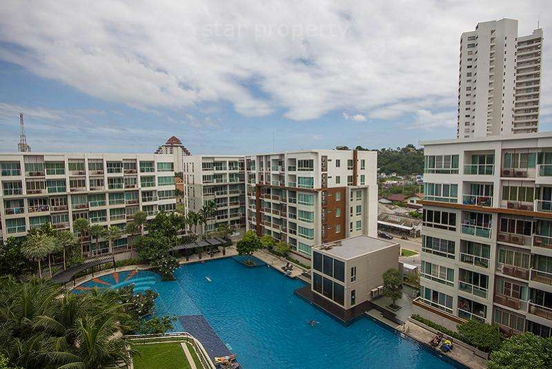 1 Bedroom Pool View Condo for sale at Seacraze