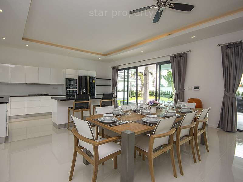 clouds hua hin house sale