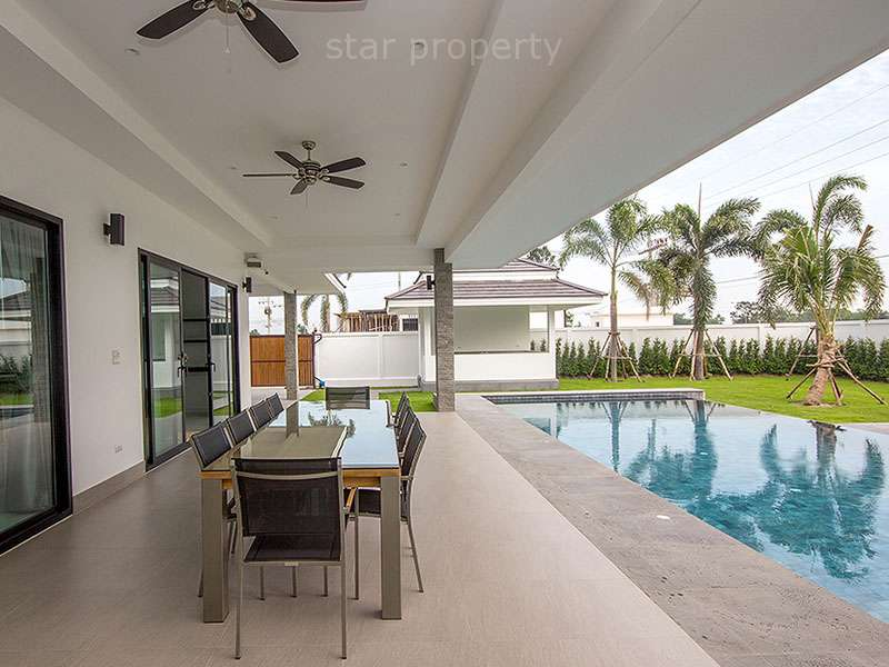 New 3 Bedroom Villa for sale at The Clouds, Cha Am/Hua Hin