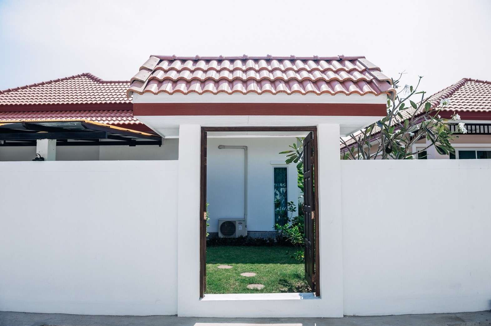 Hua Hin pool villa house for rent