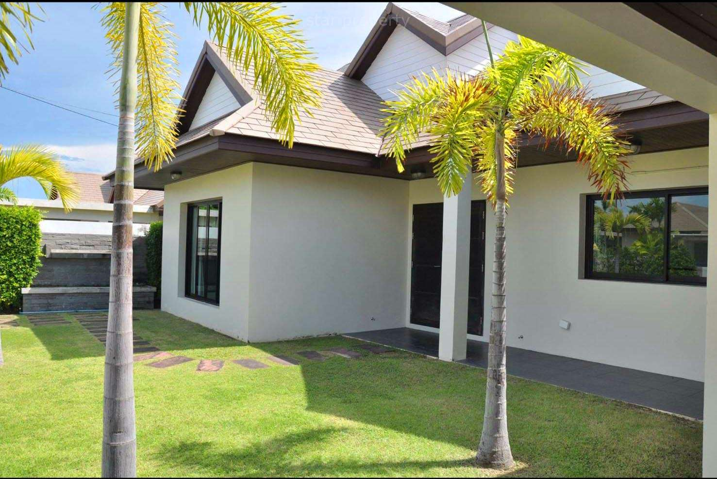 near town new built 3 bedroom house for sale