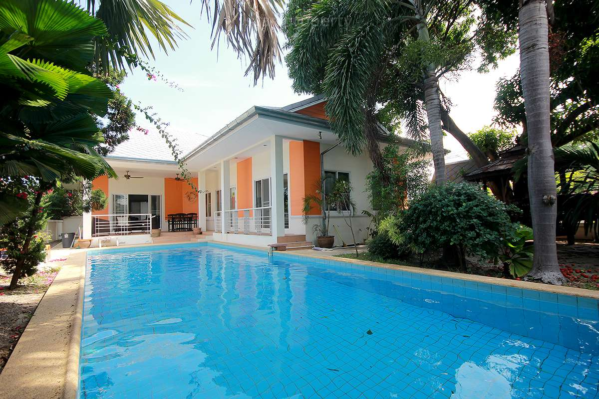 2 Bedrooms Pool villa at Plummeria Hua Hin Soi6