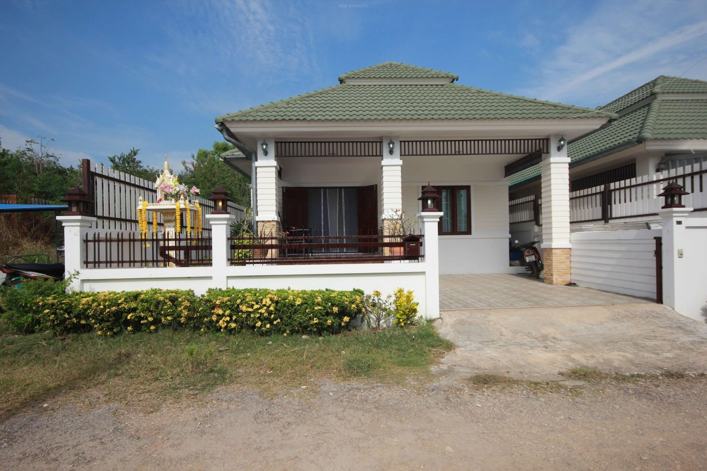 2 Bedroom House for Rent at Private House