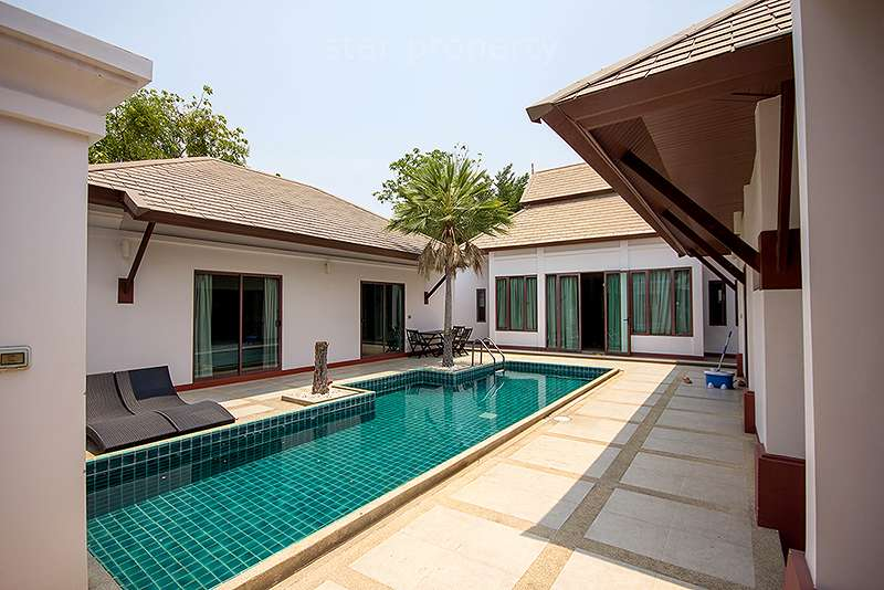 vacation house rental Hua Hin