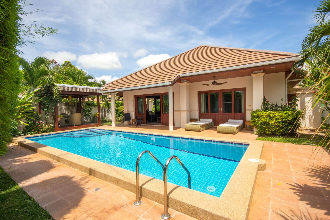 Pool Villa for Rent at Hillside Hamlet