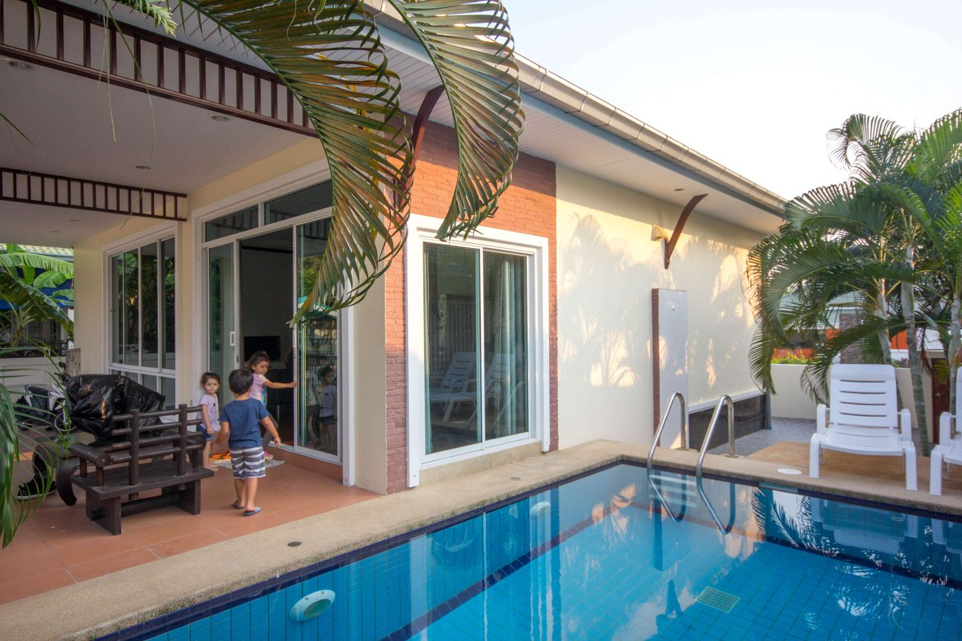 2 Bedroom Pool Villa near Golf at Hua Hin View