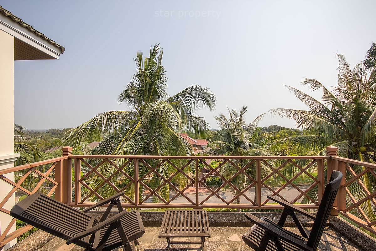 holiday home for sale Hua Hin Palm Hill golf