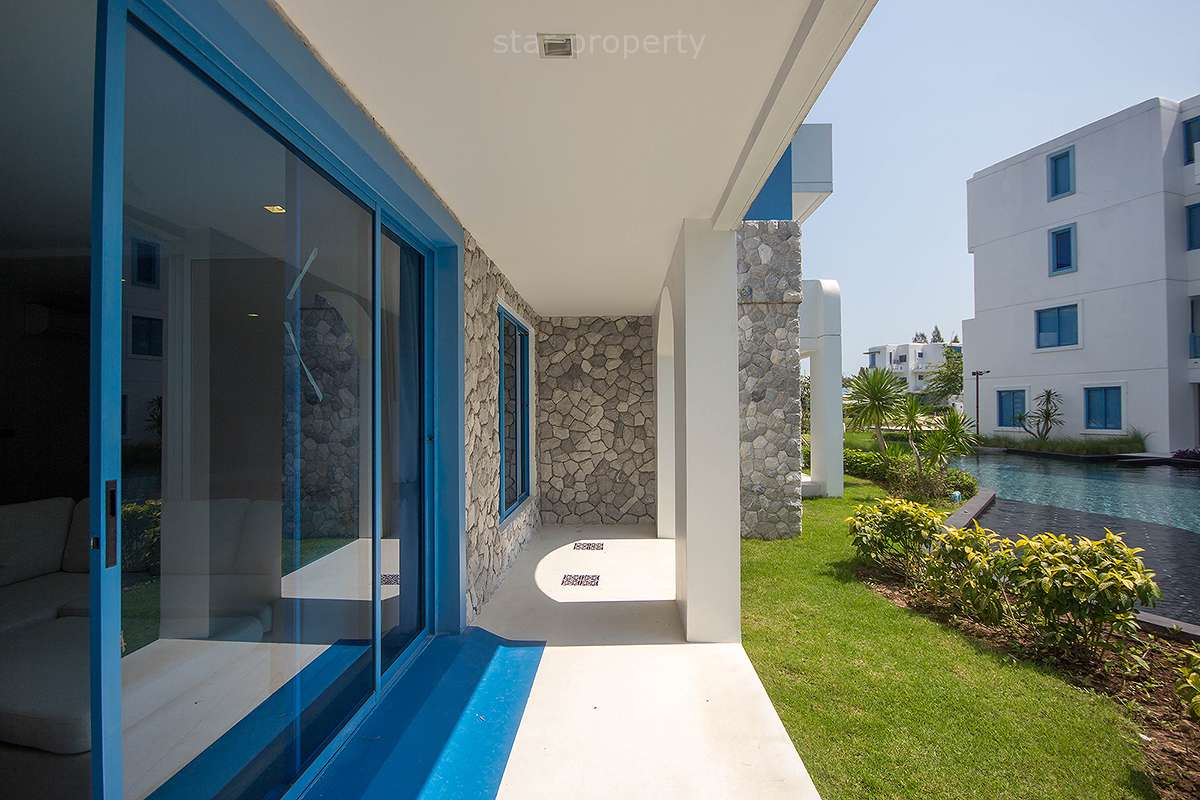 large sea view condo for sale hua hin full furnished