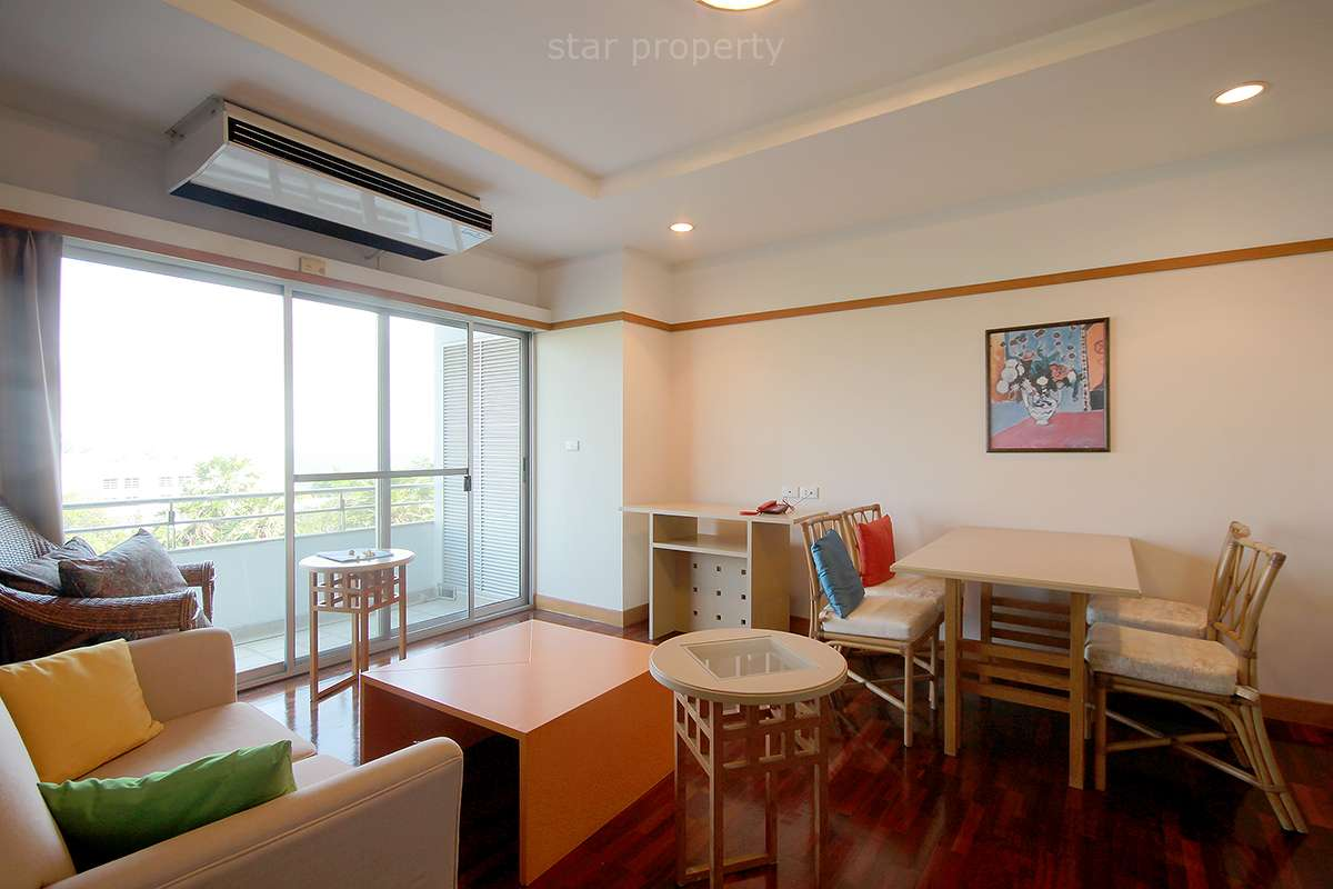 Sea View 2 Bedroom Unit for Sale at Baan Had Hua Hin