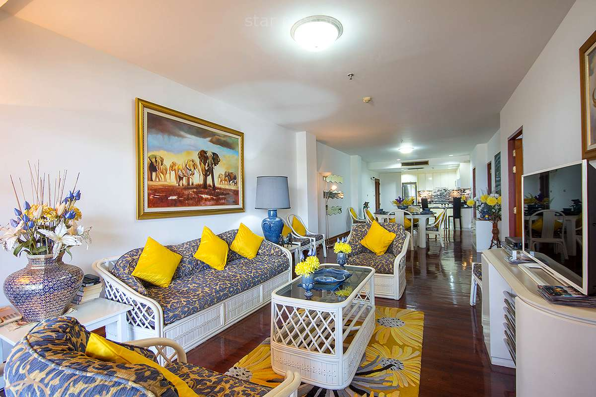hua hin 2 bedroom sea view unit for sale good price