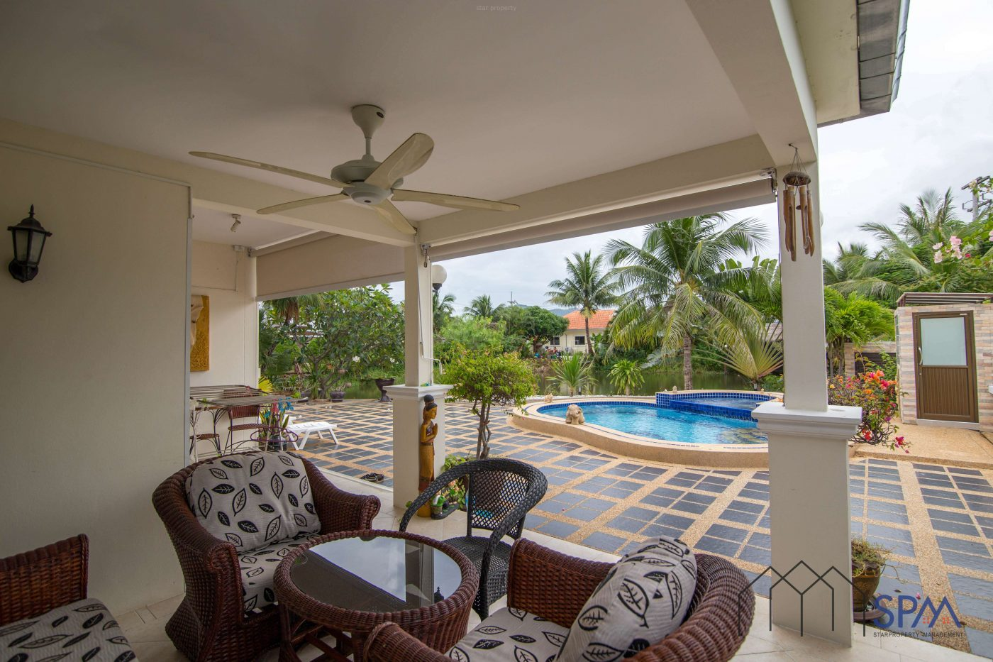 vacation rental hua hin