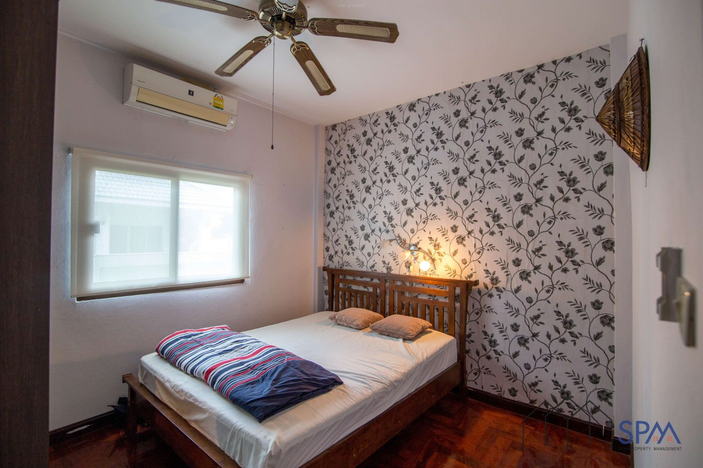 cha am large 2 bedroom detached house for rent