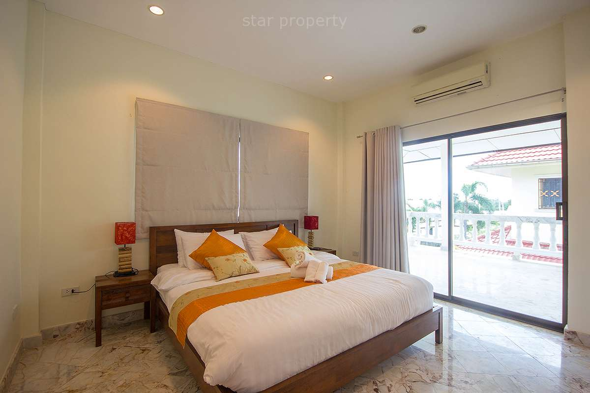 cheap price pool villa in hua hin for sale