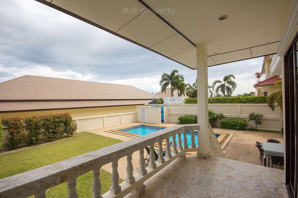 2 storey pool villa for sale good price Hua Hin