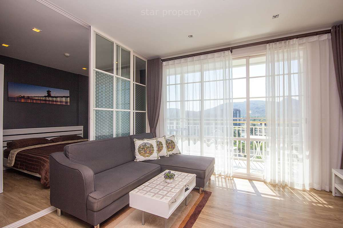 Mountain View 1 Bedroom Unit for Sale at Autumn Hua Hin