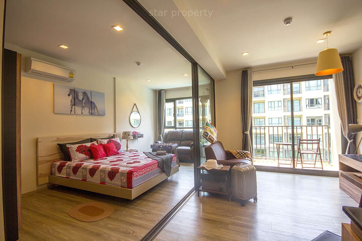 cha am 1 bedroom condo for sale