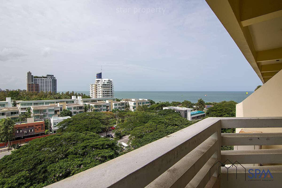 Sea View Studio for Sale at Chain Condo