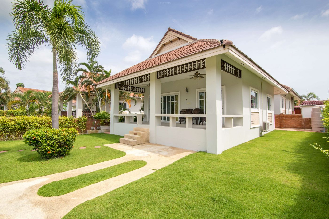 2 Bed Villa for Rent at Smart House Village
