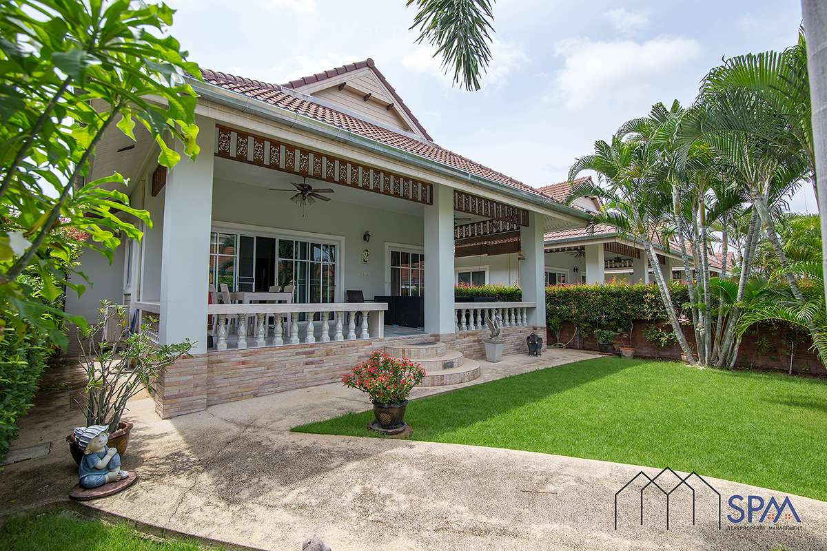 detached house for rent hua hin