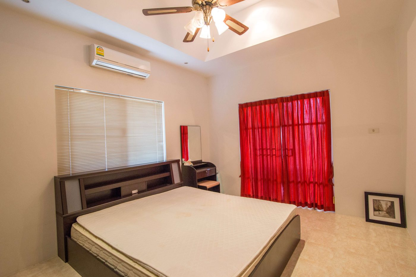 2 bedroom villa smart house village for rent