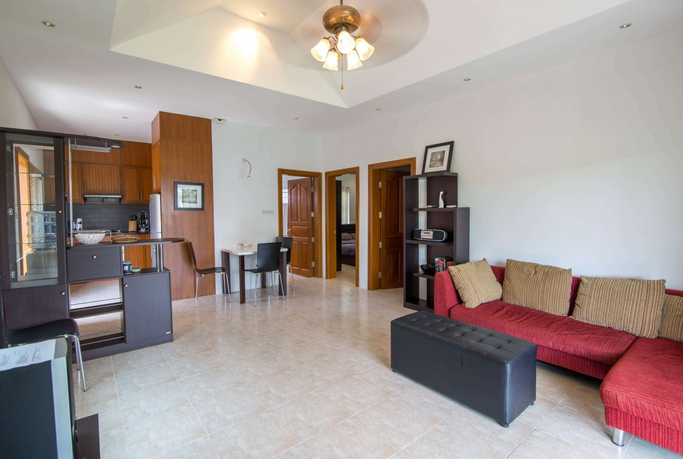 for rent nice furnished  villa  hua hin