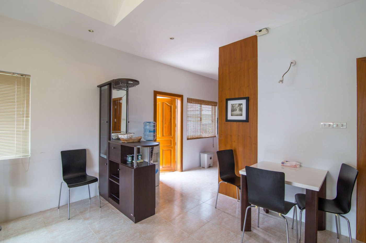 hua hin center villa for rent