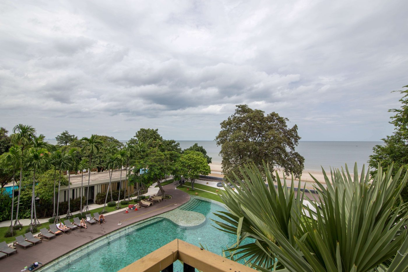 Luxury Sea View 3 Bedroom at Baan Sansuk