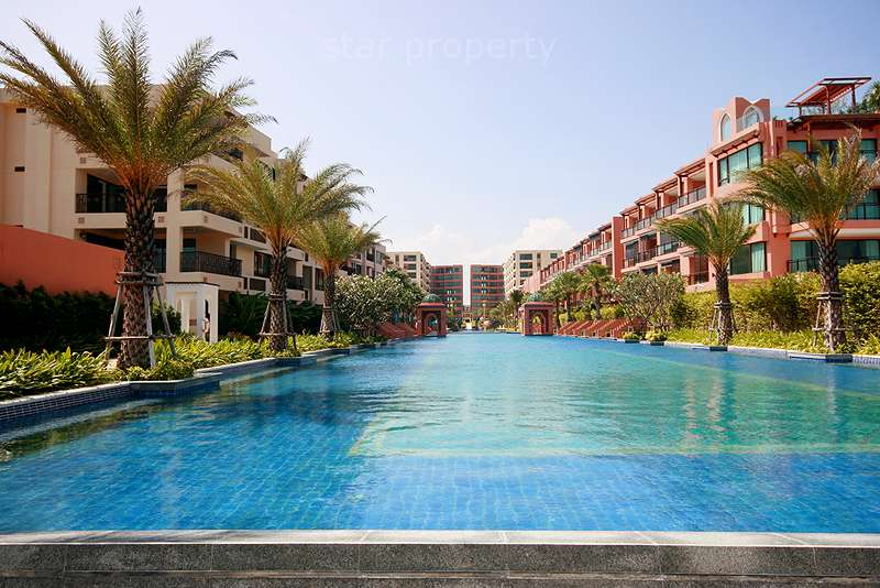 Marrakesh Hua Hin 1 bedroom sea view condo for sale