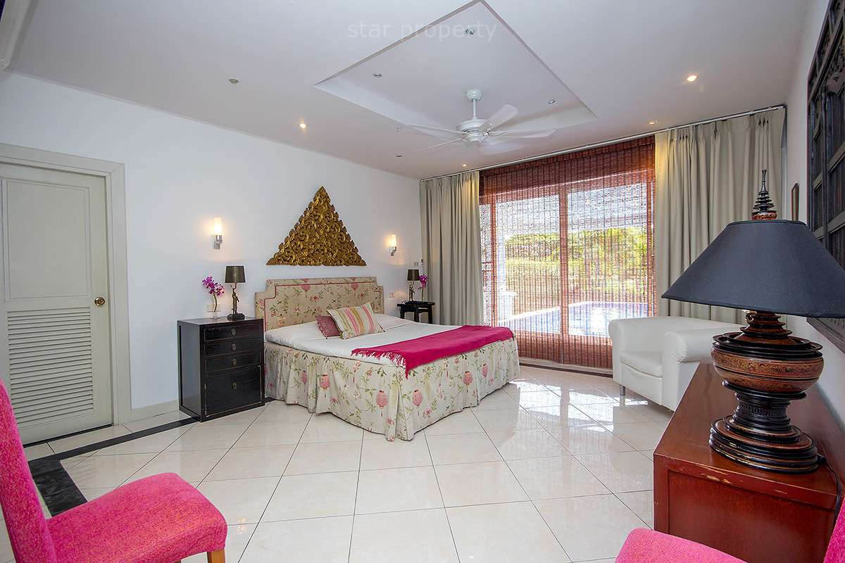Bedroom in nice house for rent Hua Hin center