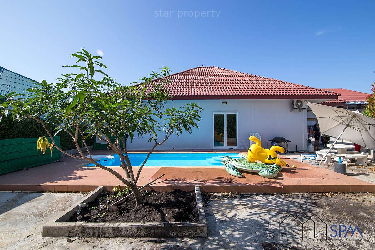 resort with pool for sale hua hin