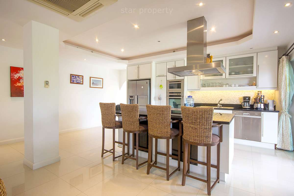 3 bedroom large apartment for sale hua hin