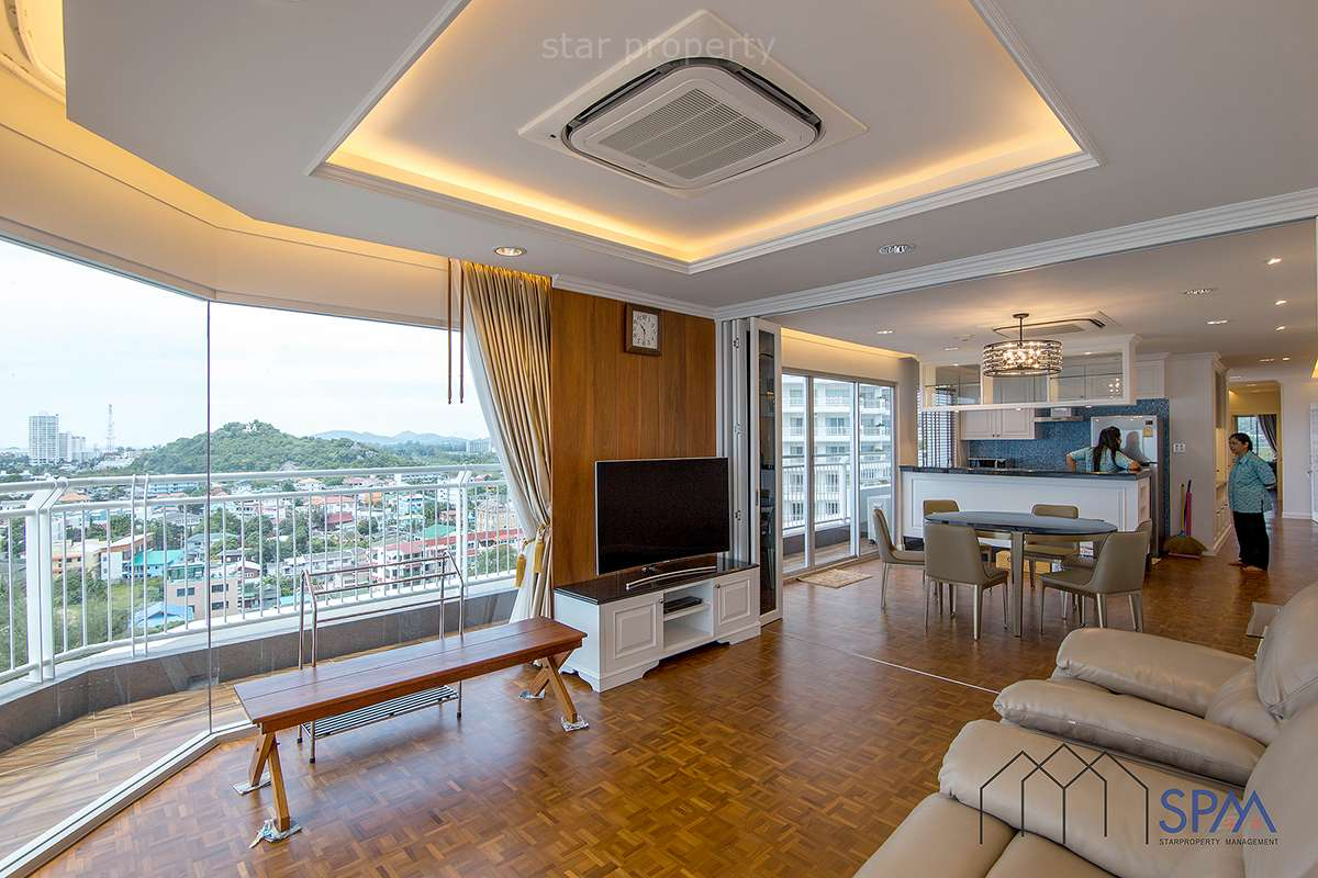 khao takib beachfront large 2 bedroom condo for sale