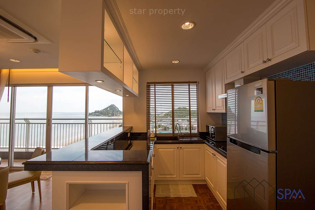 2 Bedroom apartment for sale hua hin