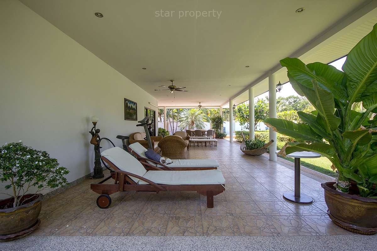 Around for rent hua hin
