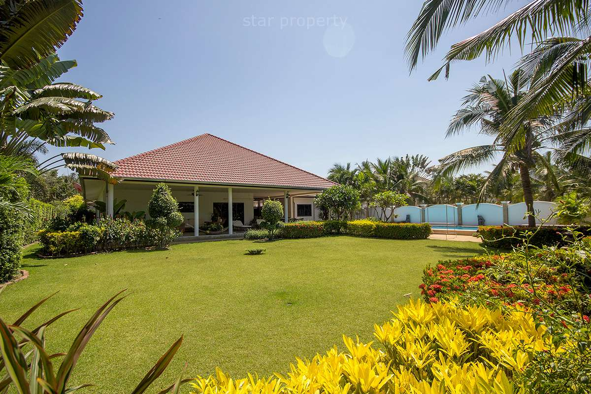 Beautiful Villa for Rent at Sunset Village 2 Hua Hin Soi 6
